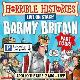 Horrible Histories - Barmy Britain - Part 4 SQ