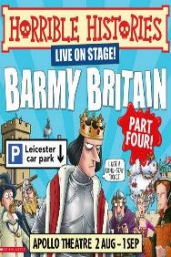 Horrible Histories - Barmy Britain - Part 4 - REC