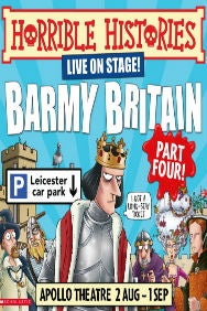 Horrible Histories - Barmy Britain - Part 4 - REC