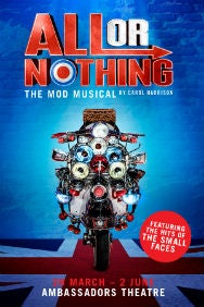 All or Nothing The Mod Musical REC TEMP