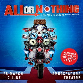 All or Nothing The Mod Musical SQ TEMP