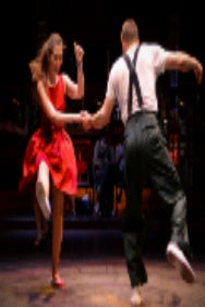 Swing Out! A Night of Live Swing Music and Dancing/