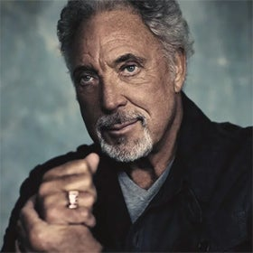 Metropolis Music Presents Tom Jones (Englefield Estate)