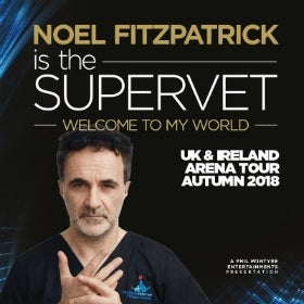 Noel Fitzpatrick is the Supervet: Brighton