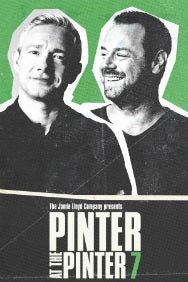 Pinter 7: A Slight Ache / The Dumb Waiter