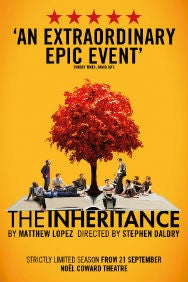Image result for the inheritance play