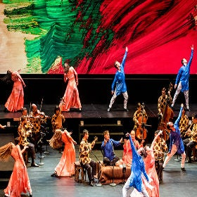Mark Morris Dance Group and The Silk Road Ensemble: Layla and Majnun