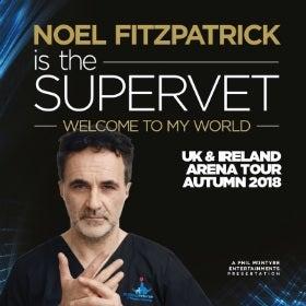 Noel Fitzpatrick is the Supervet: Bournemouth