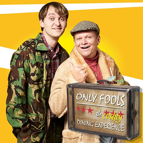 Only Fools, The (cushty) Dining Experience- sq
