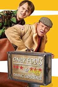 Only Fools The (cushty) Dining Experience/