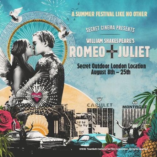 Secret Cinema - Romeo & Juliet