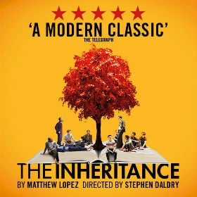 The Inheritance: Part 1 & 2 (Combined Ticket)