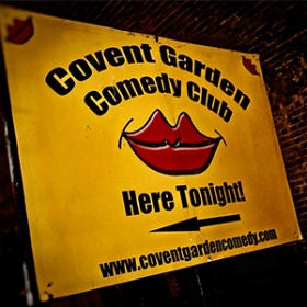 Buy tickets to The Covent Garden Comedy Club @ Heaven