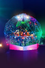 The Crystal Maze Live Experience - London