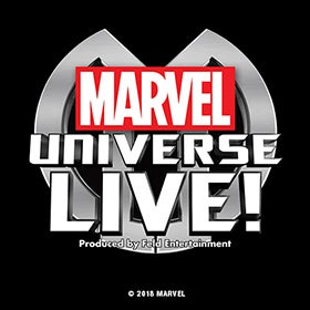 Marvel Universe LIVE! - Nottingham