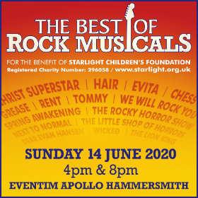 The Best Of... Rock Musicals