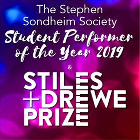 Stephen Sondheim Society Student Performer of the Year Award Tickets