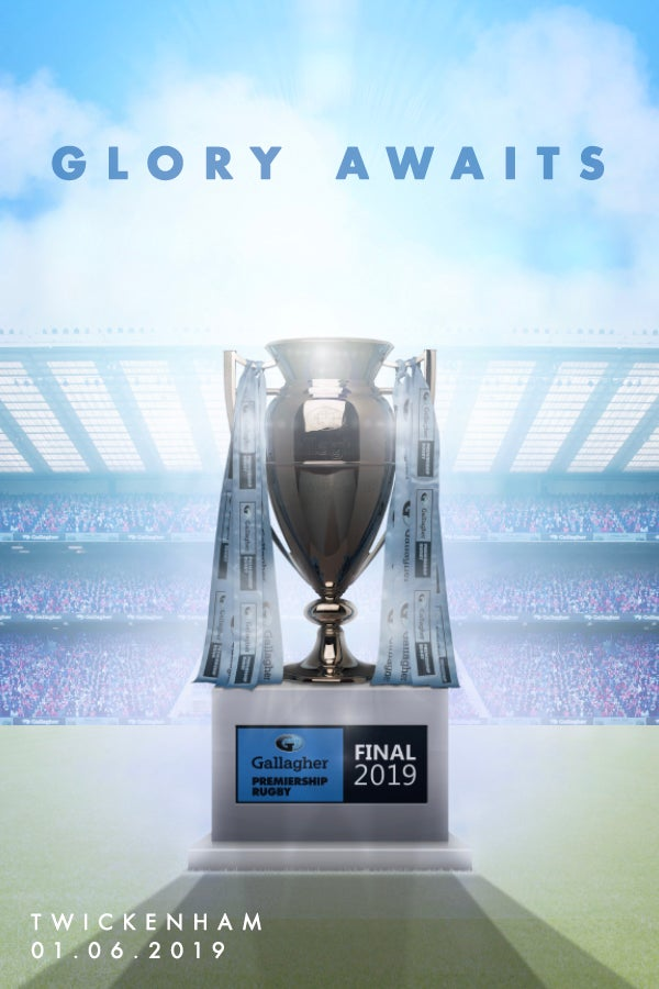 Gallagher Premiership Rugby Final 2019