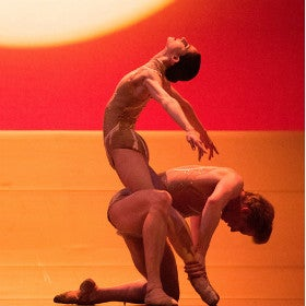 San Francisco Ballet: Programme B - Liang / Marston / Pita