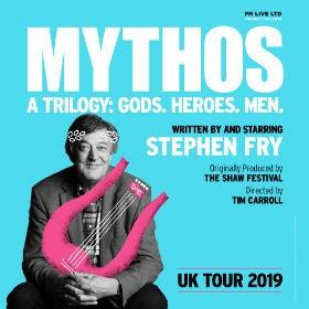 Stephen Fry Mythos A Trilogy: Men