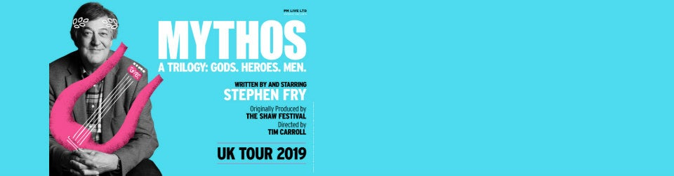 Stephen Fry Mythos A Trilogy: Heroes