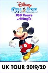 Disney On Ice celebrates 100 Years of Magic - Exeter