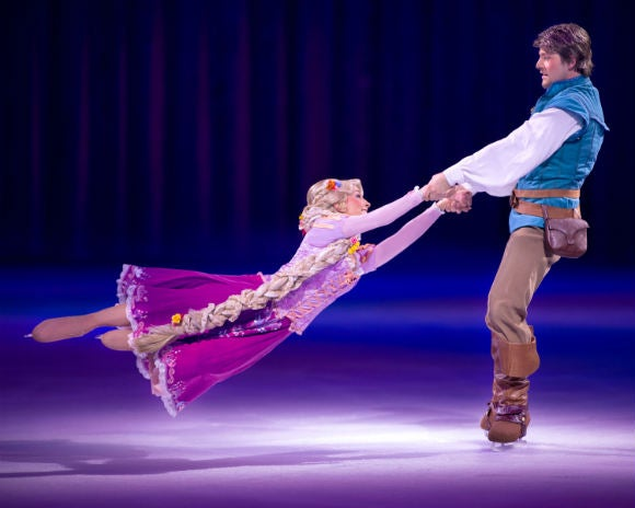 Disney On Ice celebrates 100 Years of Magic - Nottingham