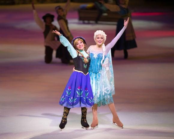 Disney On Ice celebrates 100 Years of Magic - Nottingham