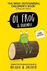 Oi Frog & Friends