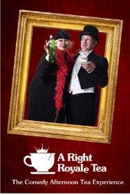 A Right Royale Tea