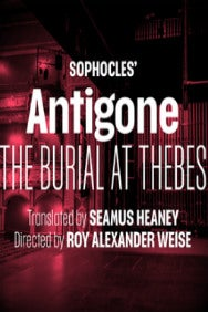 Antigone - The Burial at Thebes