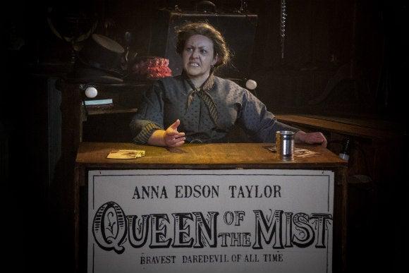 queen of the mist