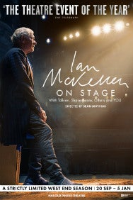 Ian McKellen On Stage: With Tolkien, Shakespeare, Others and YOU
