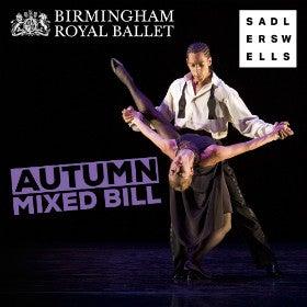 Birmingham Royal Ballet-Mixed programme