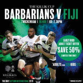 Barbarians vs. Fiji