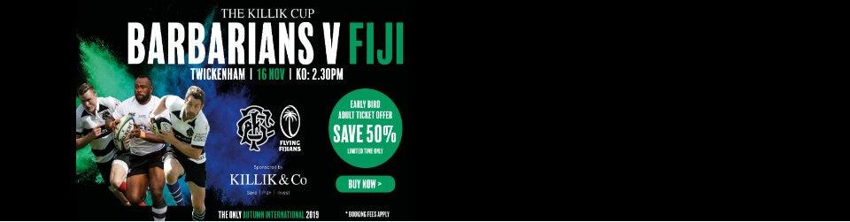 Barbarians vs. Fiji