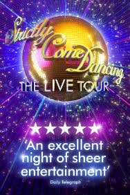Strictly Come Dancing The Live Tour 2020 - Aberdeen