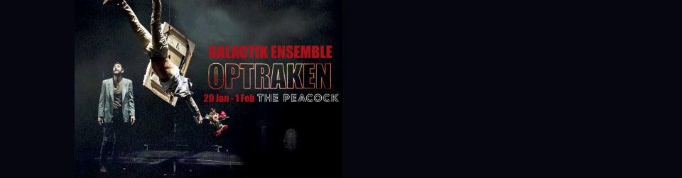 Galactik Ensemble - Optraken