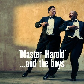 'Master Harold'... and the boys