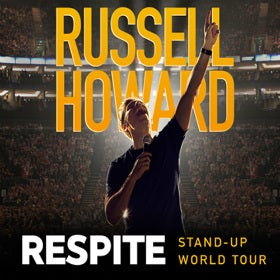 Russell Howard: Respite (Northampton) Tickets
