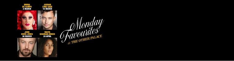 Monday Favourites - Jordan Luke Gage
