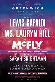 Ms. Lauryn Hill - Greenwich Music Time