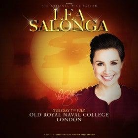 Lea Salonga & John Barrowman - Greenwich Music Time
