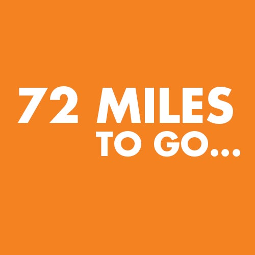72 Miles to Go tickets