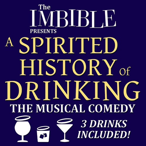 The Imbible tickets
