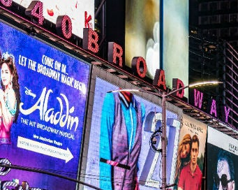 A beginner's guide to the bright lights of Broadway