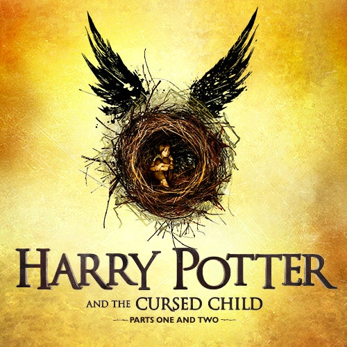 Harry Potter and the Cursed Child Parts 1 & 2 tickets
