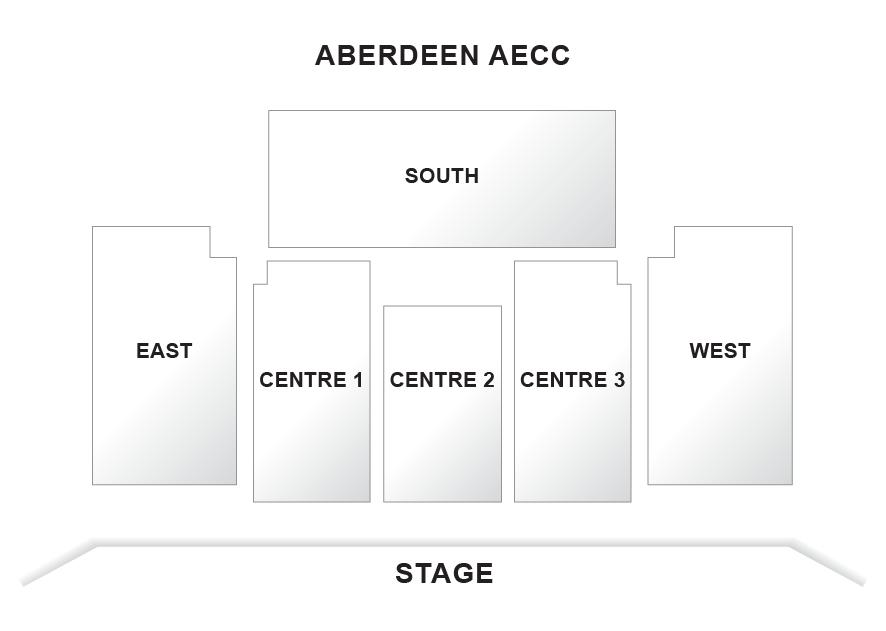 AECC Aberdeen Seating Plan