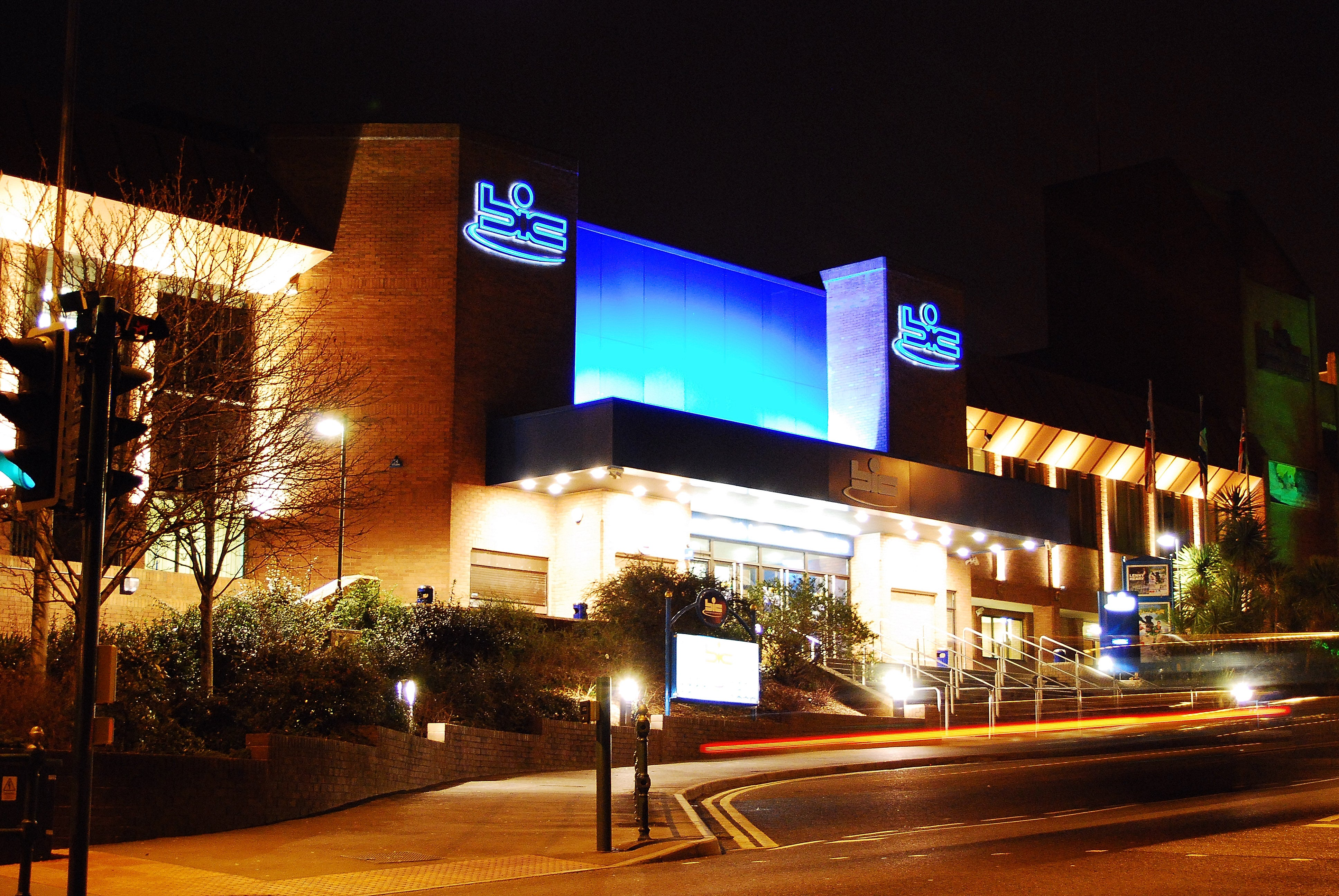 The Windsor Hall, Bournemouth International Centre